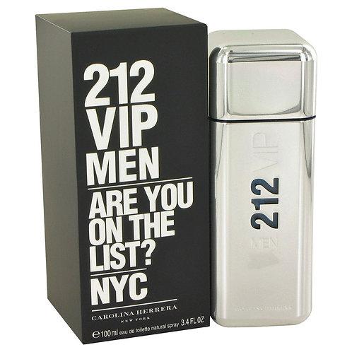 212 Vip by Carolina Herrera 3.4 oz Eau De Toilette Spray