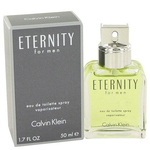 Eternity by Calvin Klein 1.7 oz Eau De Toilette Spray