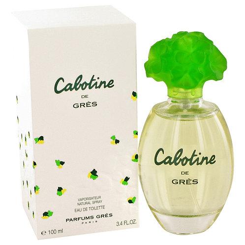 Cabotine by Parfums Gres 3.3 oz Eau De Toilette Spray
