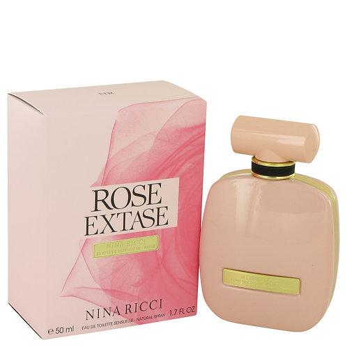 Rose Extase by Nina Ricci 1.7 oz Eau De Toilette Sensuelle Spray