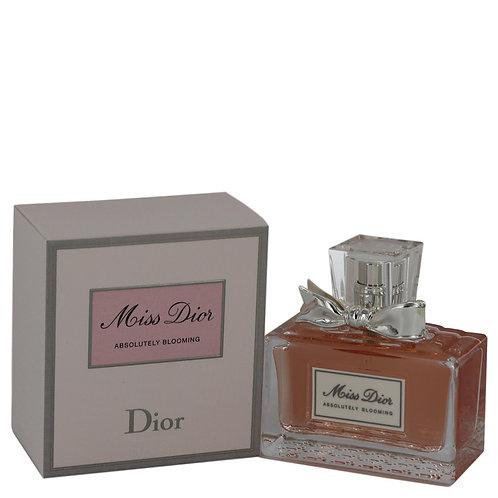 Miss Dior Absolutely Blooming by Christian Dior 1.7 oz Eau De Parfum Spray