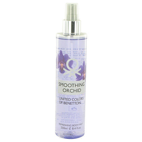 Smoothing Orchid by Benetton 8.4 oz Refreshing Body Mist