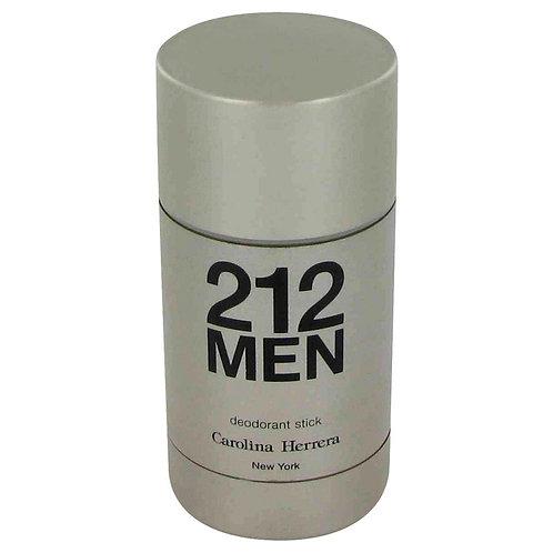 212 by Carolina Herrera 2.5 oz Deodorant Stick