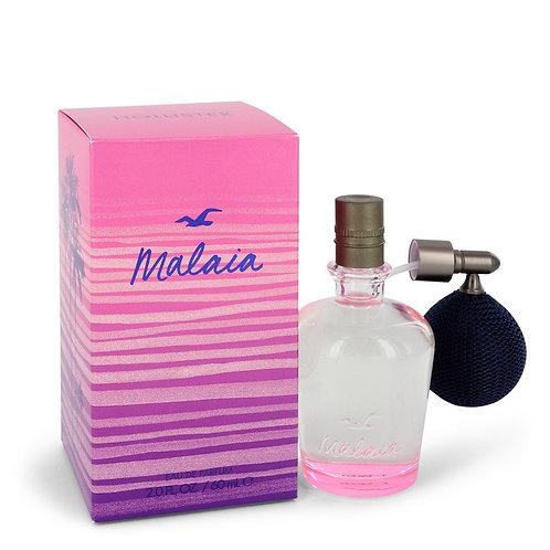 Hollister Malaia by Hollister 2 oz Eau De Parfum Spray (New Packaging)