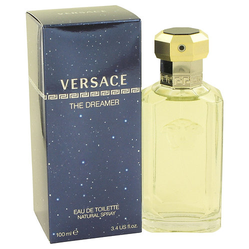 Dreamer by Versace 3.4 oz Eau De Toilette Spray