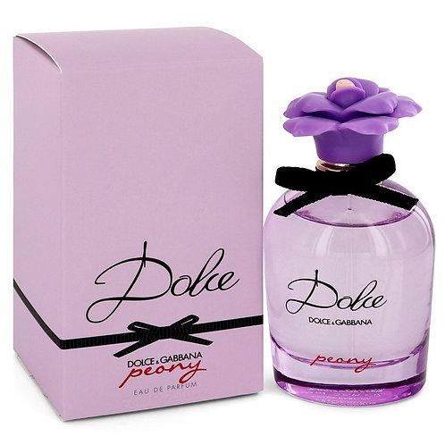 Dolce Peony by Dolce & Gabbana 2.5 oz Eau De Parfum Spray