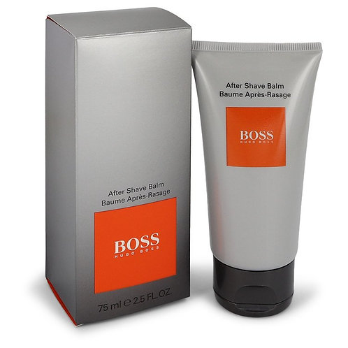 Boss In Motion by Hugo Boss 2.5 oz After Shave Balm