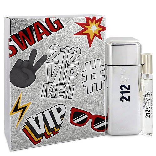 212 Vip by Carolina Herrera Gift Set
