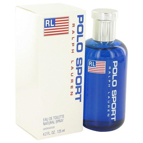 Polo Sport by Ralph Lauren 4.2 oz Eau De Toilette Spray