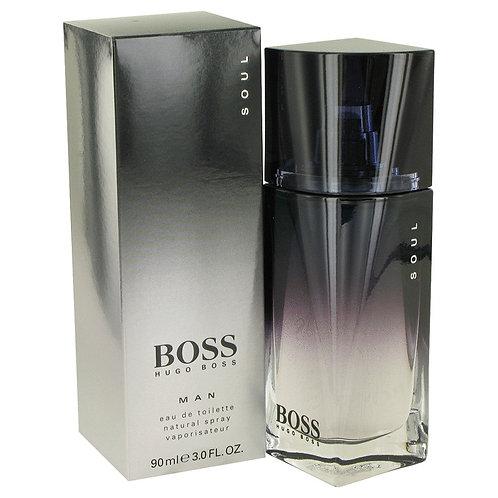 Boss Soul Cologne by Hugo Boss 3 oz Eau De Toilette Spray
