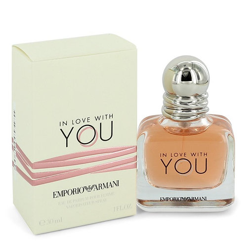 In Love With You by Giorgio Armani 1 oz Eau De Parfum Spray