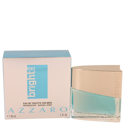 Azzaro Bright Visit by Azzaro 1 oz Eau De Toilette Spray