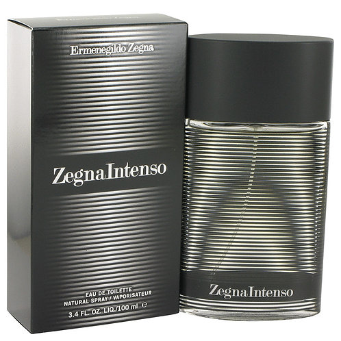 Zegna Intenso by Ermenegildo Zegna 3.4 oz Eau De Toilette Spray