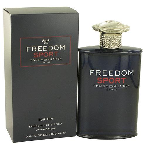 Freedom Sport by Tommy Hilfiger 3.4 oz Eau De Toilette Spray