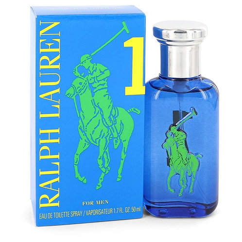 Big Pony Blue by Ralph Lauren 1.7 oz Eau De Toilette Spray