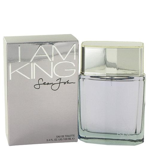 I Am King by Sean John 3.4 oz Eau De Toilette Spray