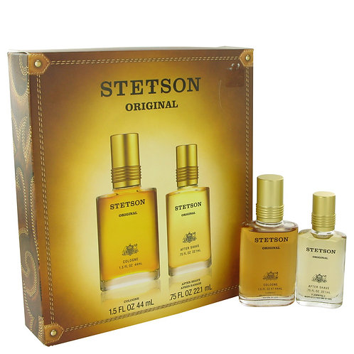 Stetson by Coty Gift Set