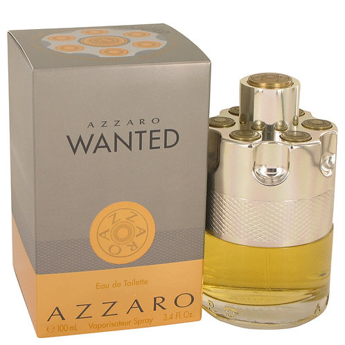 Wanted by Azzaro 3.4 oz Eau De Toilette Spray