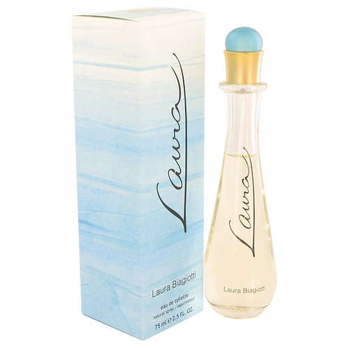 Laura by Laura Biagiotti 2.5 oz Eau De Toilette Spray