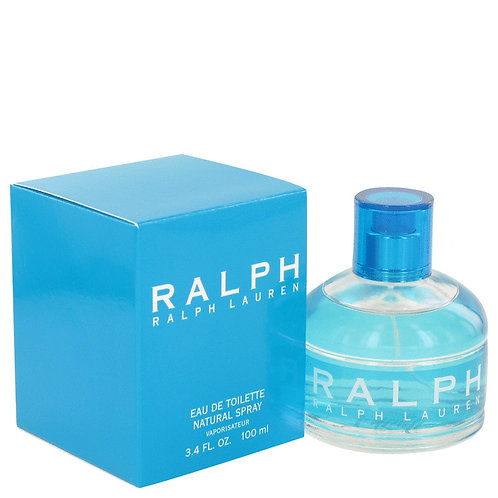 Ralph by Ralph Lauren 3.4 oz Eau De Toilette Spray