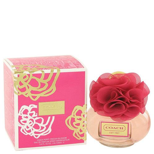 Coach Poppy Freesia Blossom by Coach 3.4 oz Eau De Parfum Spray
