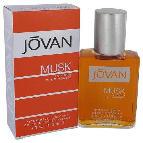 Jovan Musk by Jovan 4 oz After Shave / Cologne