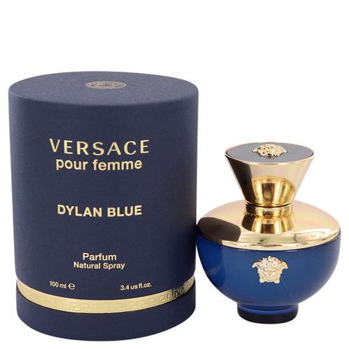 Dylan Blue by Versace 3.4 oz Eau De Parfum Spray