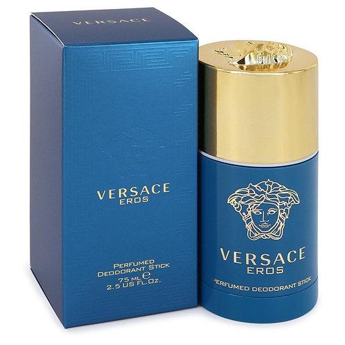 Versace Eros by Versace 2.5 oz Deodorant Stick for men
