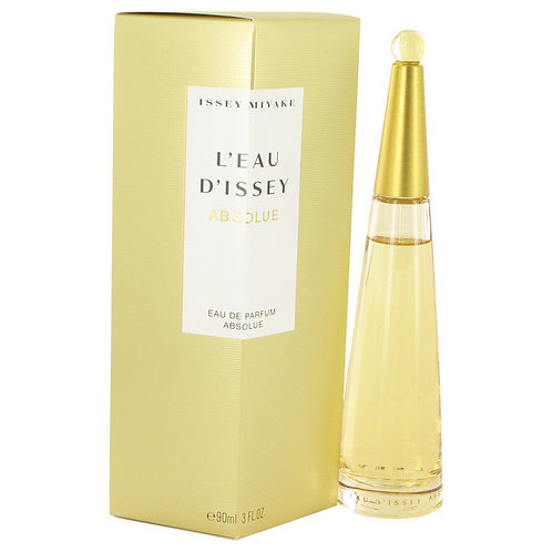 L'eau D'issey Absolue by Issey Miyake 3 oz Eau De Parfum Spray