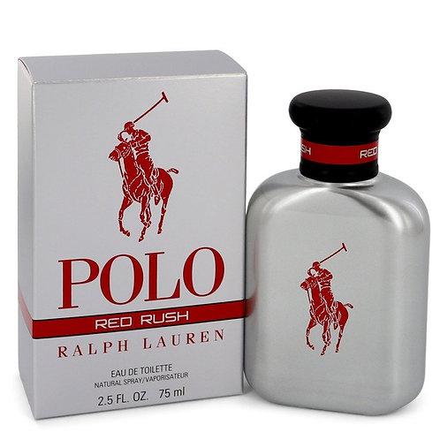 Polo Red Rush by Ralph Lauren 2.5 oz Eau De Toilette Spray
