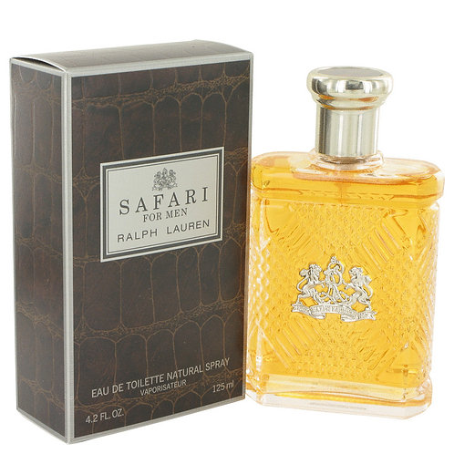 Safari by Ralph Lauren 4.2 oz Eau De Toilette Spray