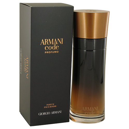 Armani Code Profumo by Giorgio Armani 6.7 oz Eau De Parfum Spray