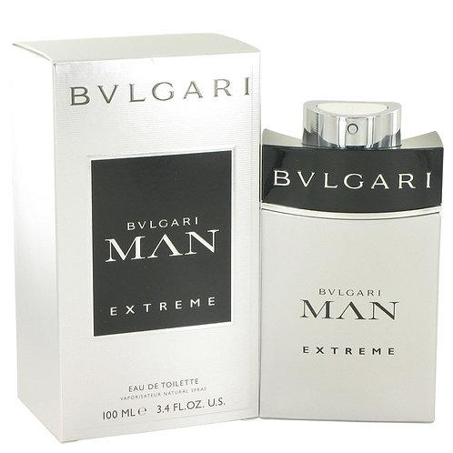 Bvlgari Man Extreme by Bvlgari 3.4 oz Eau De Toilette Spray