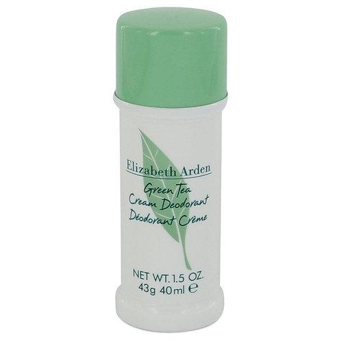 Green Tea by Elizabeth Arden 1.5 oz Deodorant Cream