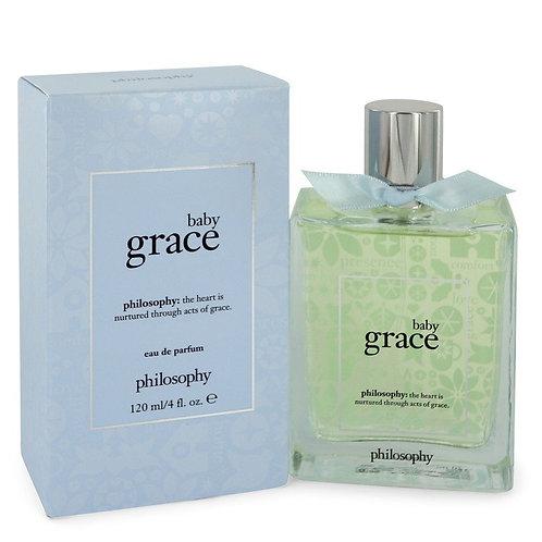 Baby Grace by Philosophy 4 oz Eau De Parfum Spray