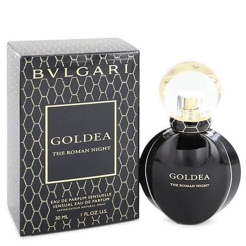 Goldea The Roman Night by Bvlgari 1 oz Eau De Parfum Sensuelle Spray
