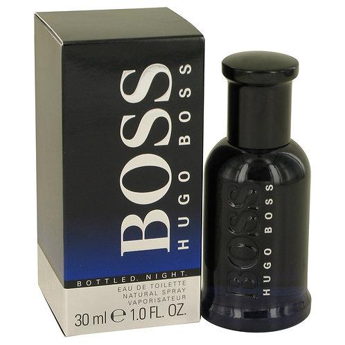 Boss Bottled Night by Hugo Boss 1 oz Eau De Toilette Spray