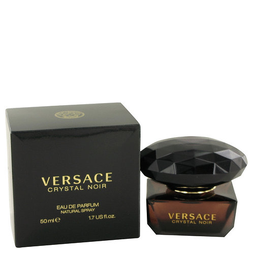 Crystal Noir by Versace 1.7 oz Eau De Parfum Spray