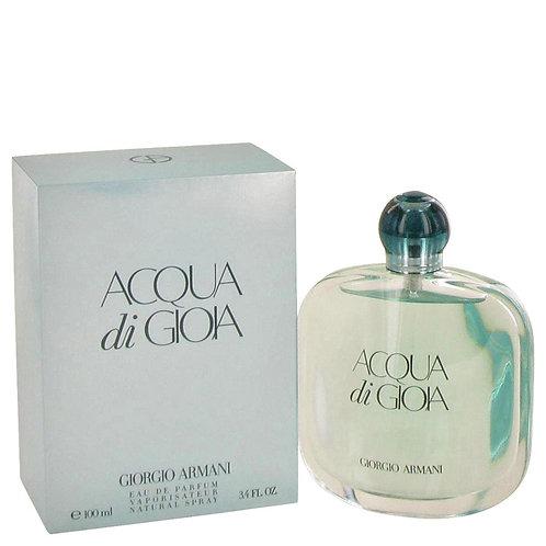 Acqua Di Gioia by Giorgio Armani 3.4 oz Eau De Parfum Spray