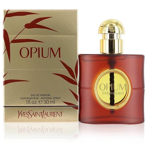 Opium by Yves Saint Laurent 1 oz Eau De Parfum Spray