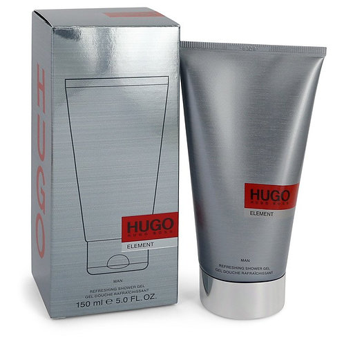 Hugo Element by Hugo Boss 5 oz Shower Gel