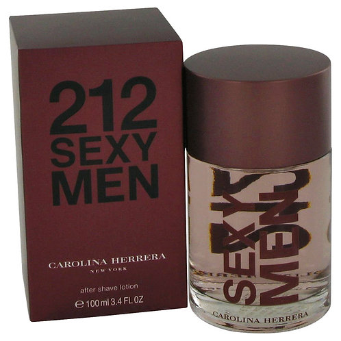 212 Sexy by Carolina Herrera 3.3 oz After Shave