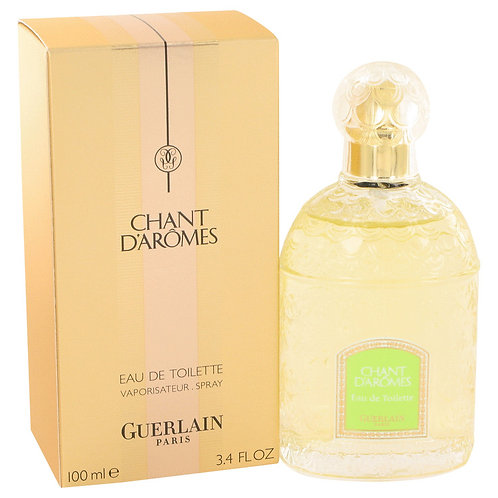 Chant D'aromes by Guerlain 3.4 oz Eau De Toilette Spray