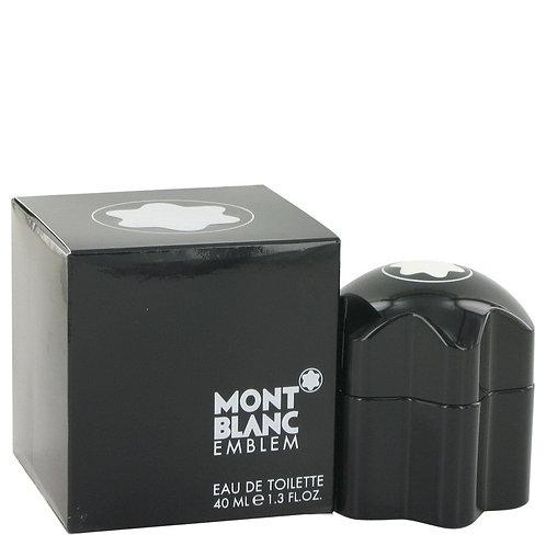 Montblanc Emblem by Mont Blanc 1.3 oz Eau De Toilette Spray