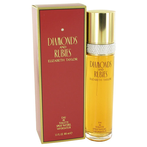 Diamonds & Rubies by Elizabeth Taylor 3.4 oz Eau De Toilette Spray
