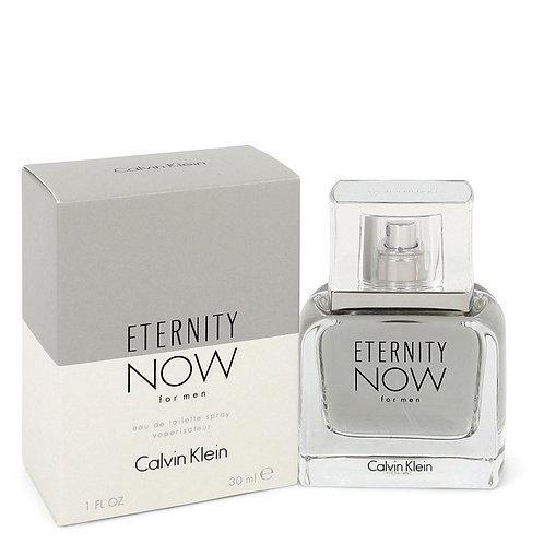 Eternity Now by Calvin Klein 1 oz Eau De Toilette Spray