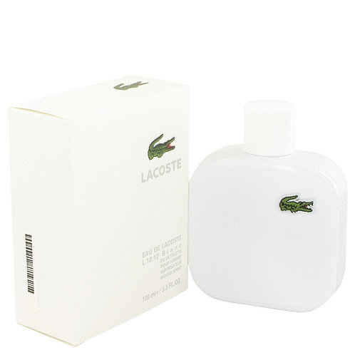 Lacoste Eau De Lacoste L.12.12 Blanc by Lacoste 3.3 oz Eau De Toilette Spray