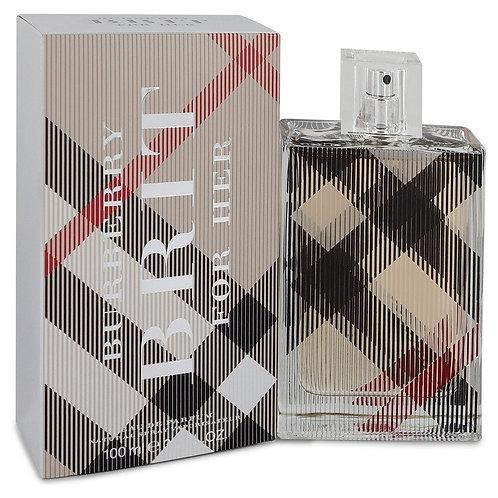 Burberry Brit by Burberry 3.4 oz Eau De Parfum Spray