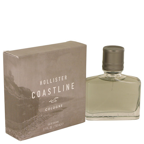 Hollister Coastline by Hollister 1.7 oz Eau De Cologne Spray