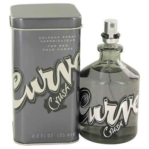 Curve Crush by Liz Claiborne 4.2 oz Eau De Cologne Spray